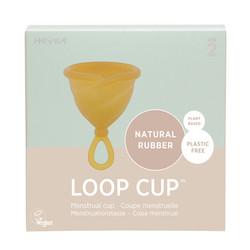 Natural Rubber Loop Cup