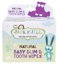 Gum and Tooth Wipes