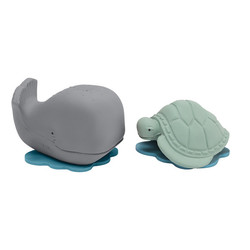 Whale and Turtle Set