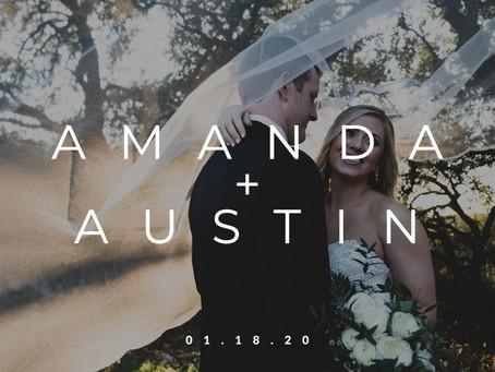 Amanda + Austin Caffey