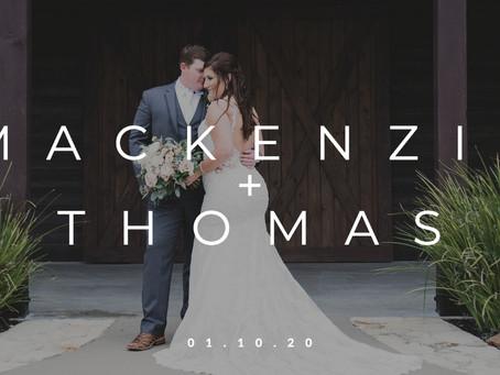 Mackenzie + Thomas Ewing