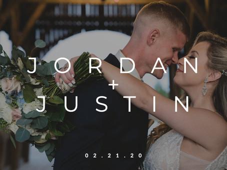 Jordan + Justin Campbell