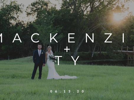 Mackenzie & Ty || 06.13.20