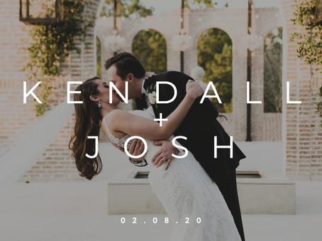 Kendall + Josh Bulla