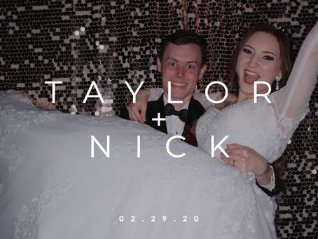 Taylor + Nick Helgerson
