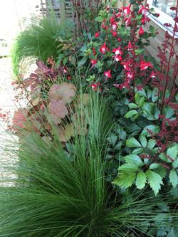 Lush Shade Planters
