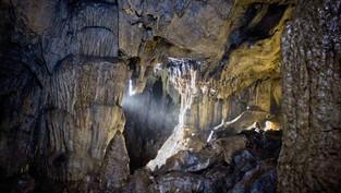 Дикие пещеры