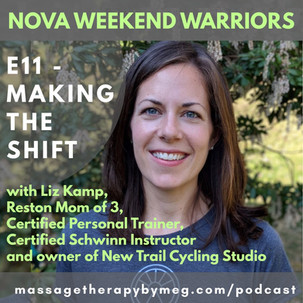 E11 - Liz's Story: How Cycling Helped Make the Shift from Perfectionism to Self Acceptance