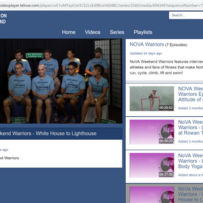 NoVA Weekend Warriors on HCTV Episode 7: White House to Light House - 343 Miles, 12 Runners, 3 Days