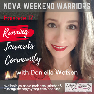 E17 - Running Towards Community with Danielle Watson