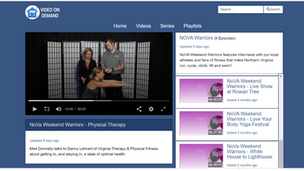 NoVA Weekend Warriors on HCTV Episode 8: Preventative Physical Therapy for Runners featuring Danny L