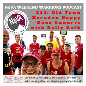 E22 - Run Club Spotlight: Old Town Herndon Happy Hour Runners with Kelly Roth