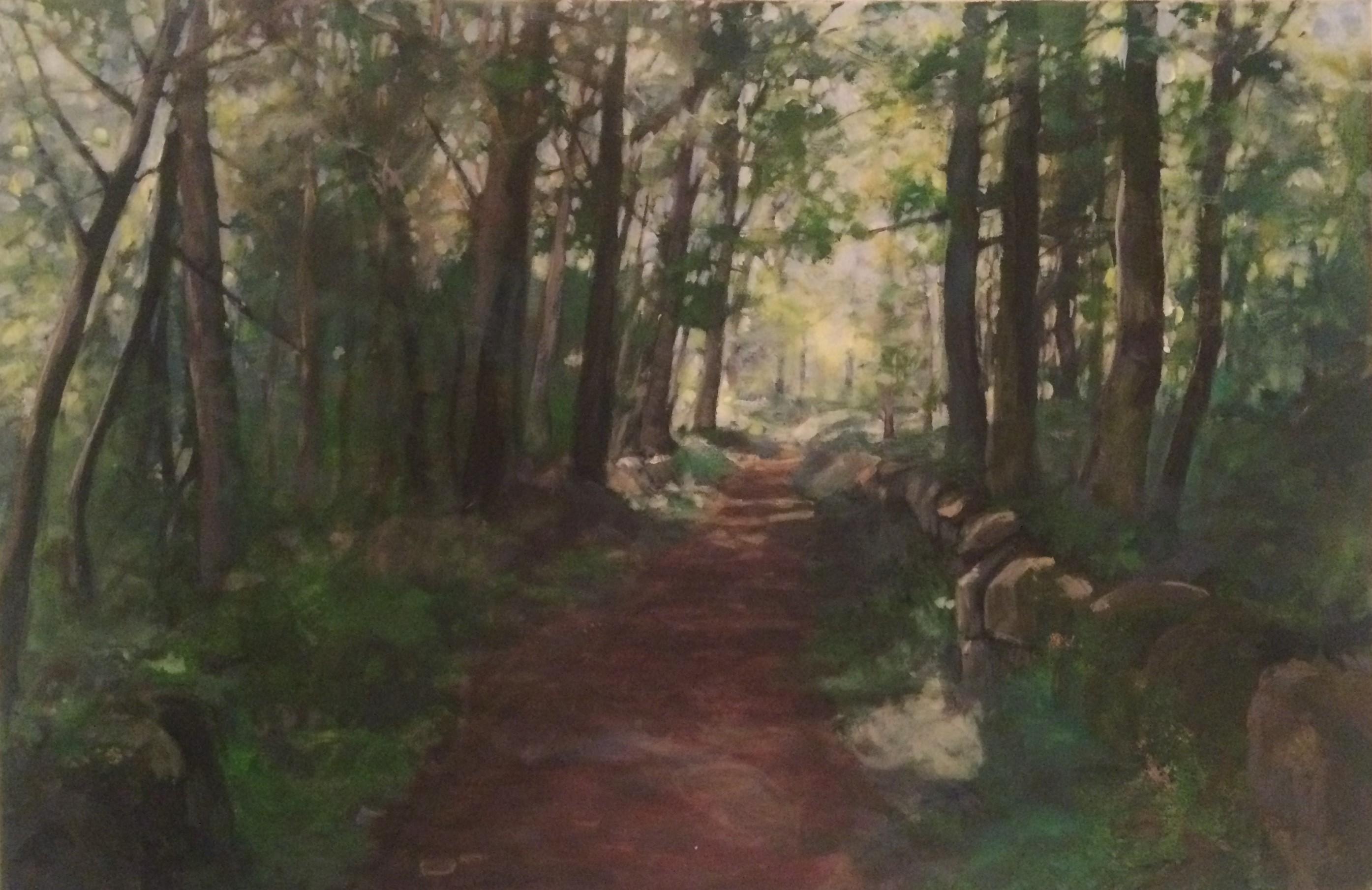 Creativity in Coombe - Lynne Clarke
