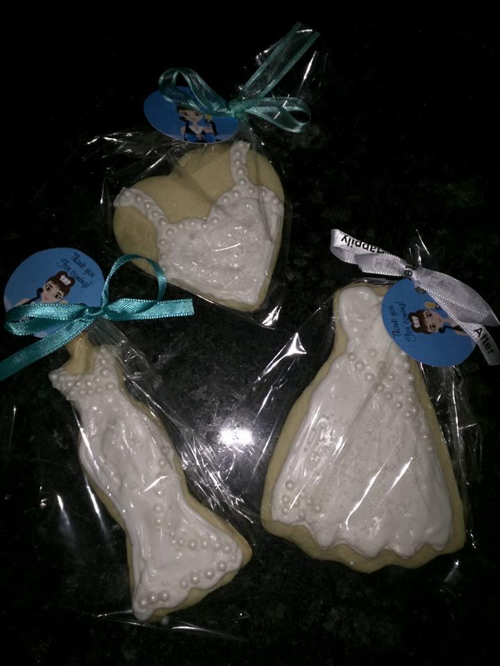 Wedding Cookies 2