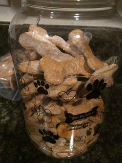Doggies treats