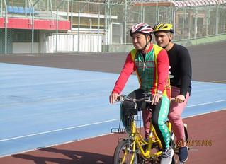 タンデム自転車パイロット養成のお知らせ