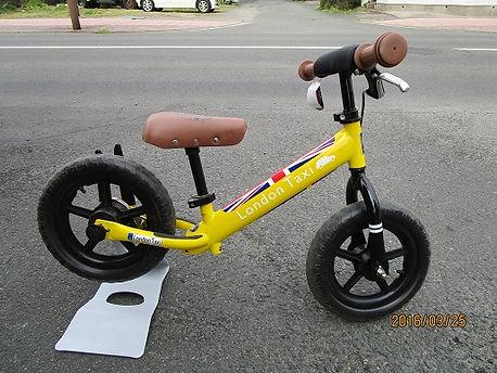 キックバイク,レンタサイクル