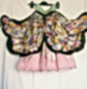 butterfly dress costume, dressmaker maidenhead berkshire