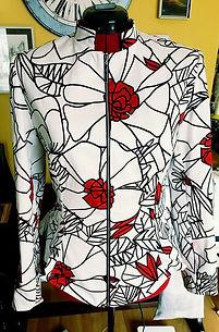 Rose Jacket Dressmaker Seamstress maidenhead berkshire