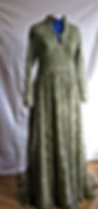 evening gown, dressmaker maidenhead berkshire