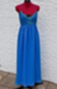 Chiffon Dress Dressmaker Seamstress maidenhead berkshire