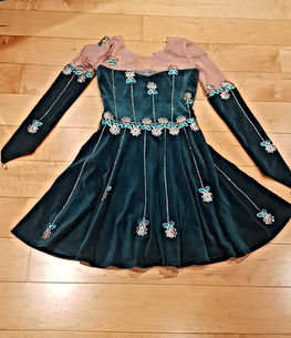 ice skater dress, dressmake maidenhead berkshire