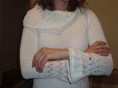 knitted cardigan dressmaker berkshire