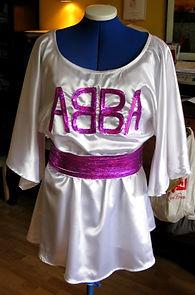 ABBA Costume Dress Dressmaker Seamstress maidenhead berkshire