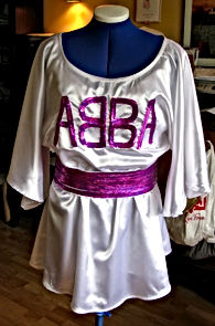 ABBA Costume Dress Dressmaker Seamstress maidenhead berkshire