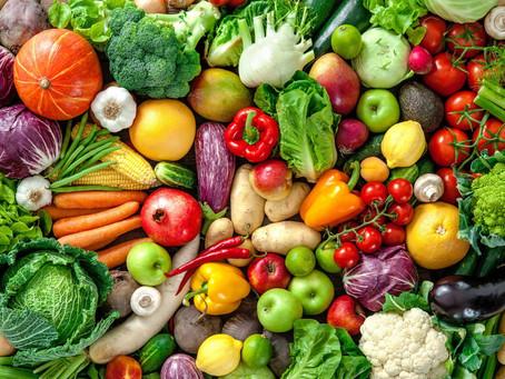 """Menu """"Légumes en folie"""" ce jeudi 23 mai 2019 au soir"""