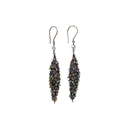 Earrings in Stainless Steel