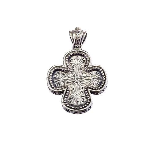 Cross in Sterling Silver