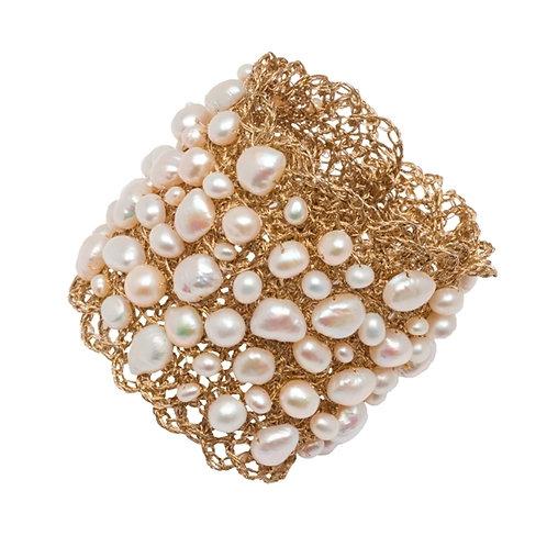 Bracelet in Sterling Silver Wire