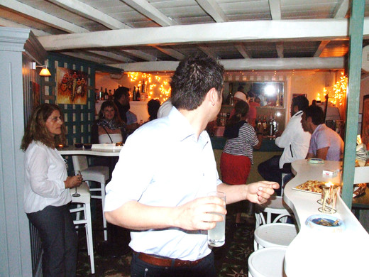 Mercurius Cocktail Bar-Skopelos bar & club, nighlife