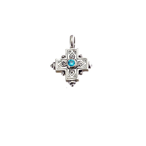 Cross in Sterling Silver