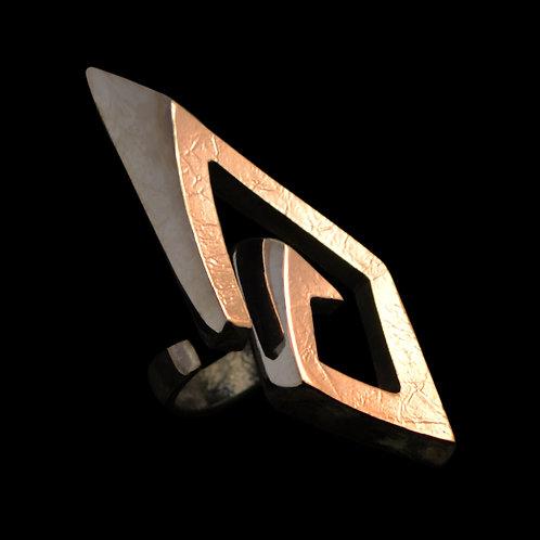 Δαχτυλίδι από ασήμι 925˚