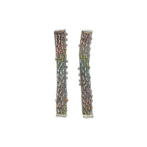 Earrings in Stainless Steel