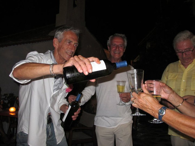 Mercurius Cocktail Bar-Skopelos bar & club, nightlife