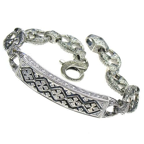 Classic Bracelet in Sterling Silver
