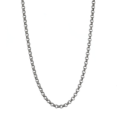 Rolo Chain in Sterling Silver