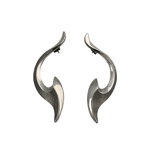 Σκουλαρίκια από ασήμι 925˚