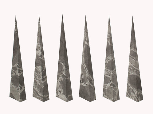 Obelisk (A tapering Stone Pillar, set up as a Monument or Landmark), 2019