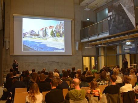Přednáška: prezentace projektů na poznaňské Akademii výtvarných umění
