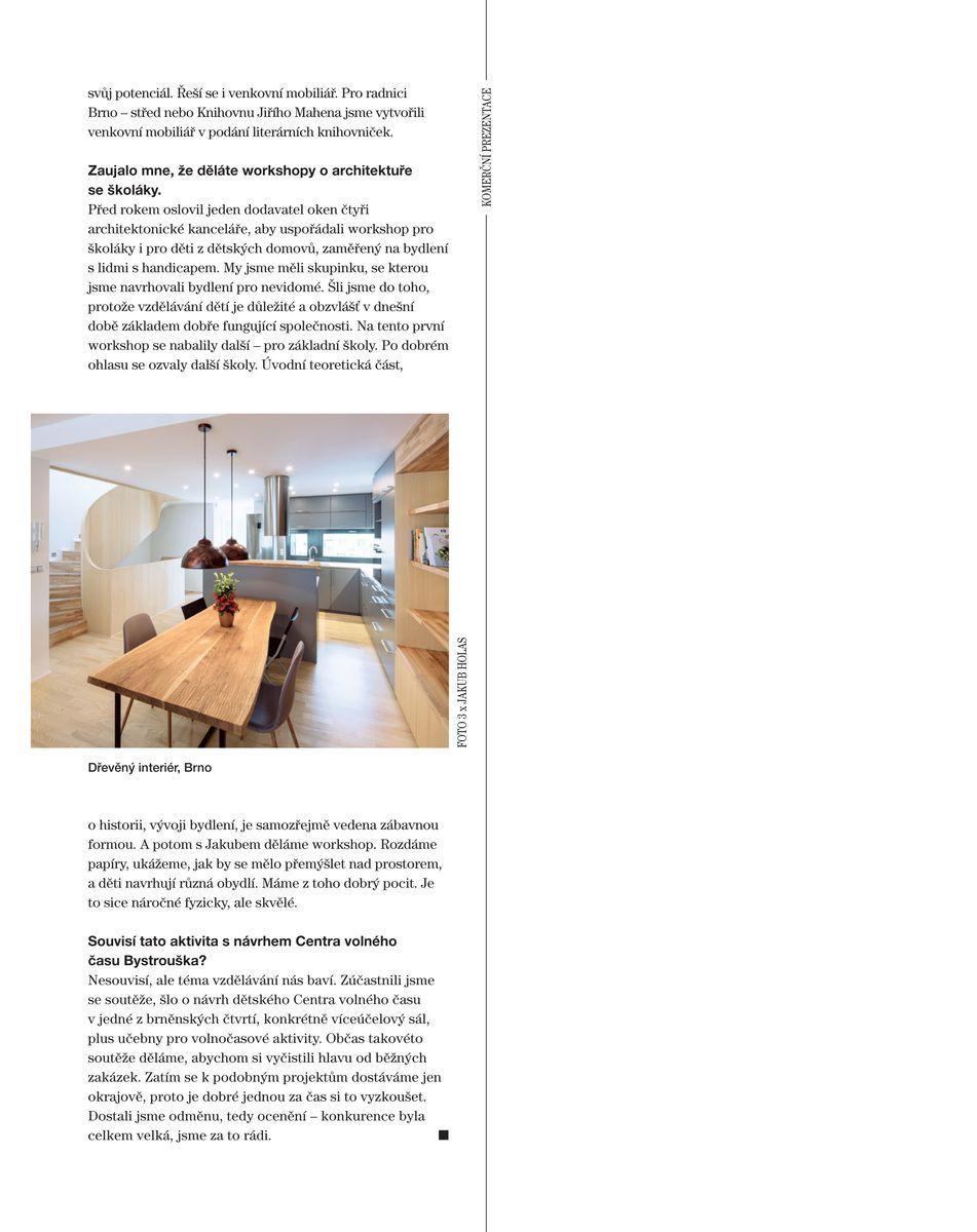 Dům&Zahrada - studio AEIOU