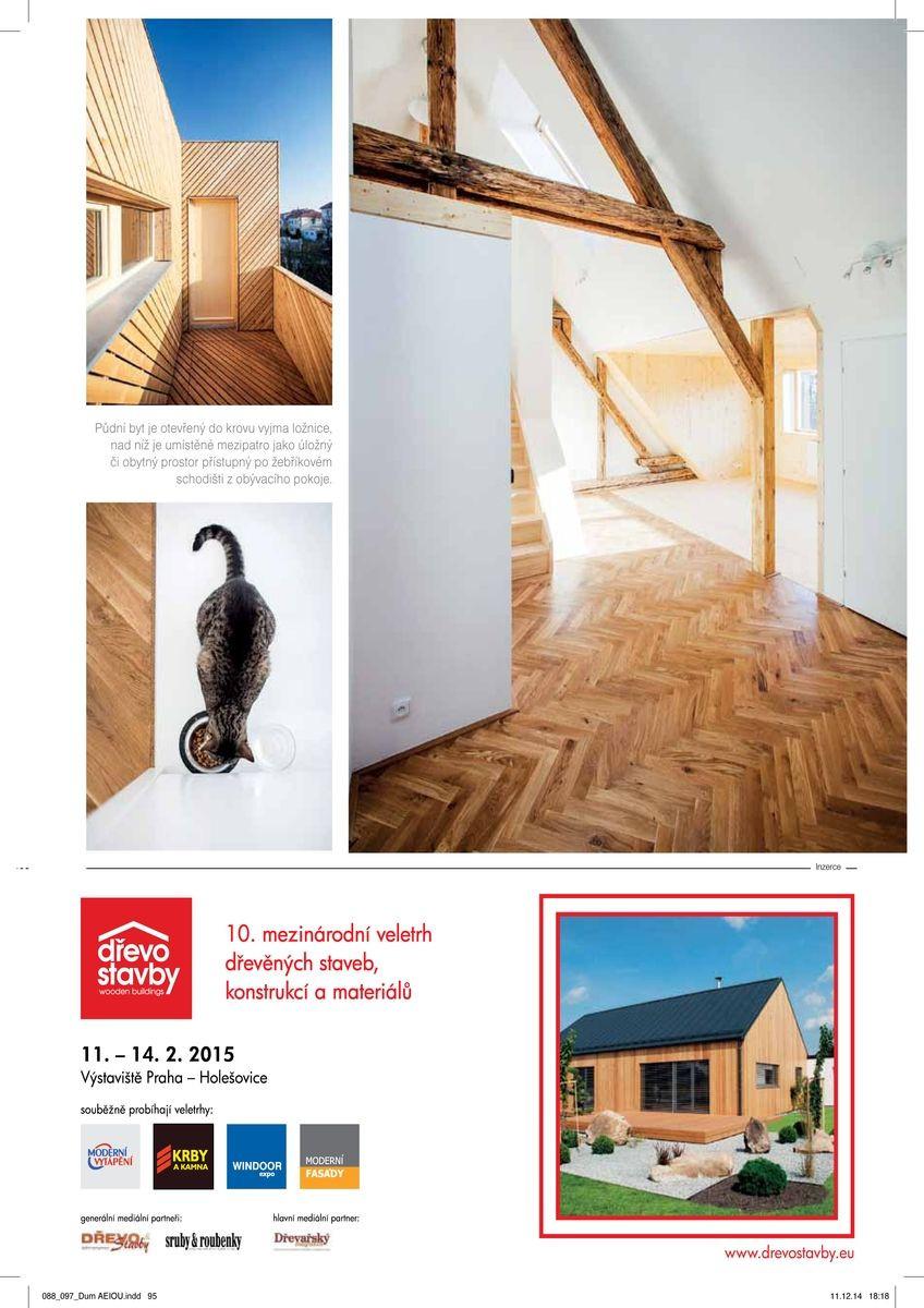 Pěkné bydlení - studio AEIOU