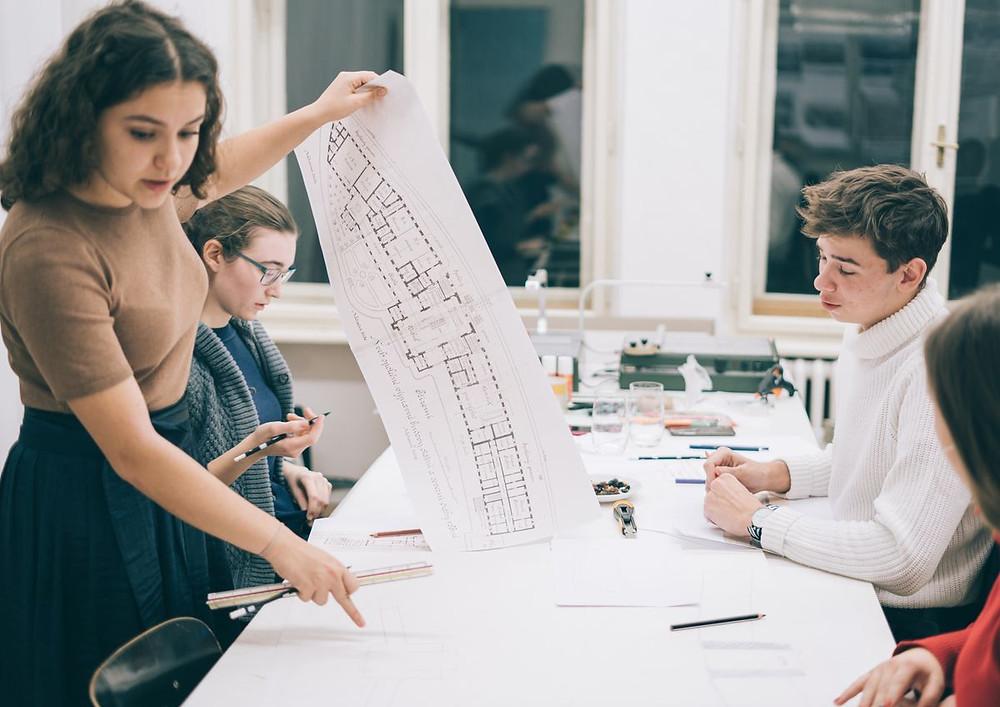 """Workshop """"Hlavní nádraží bez nádraží"""" - studio AEIOU"""