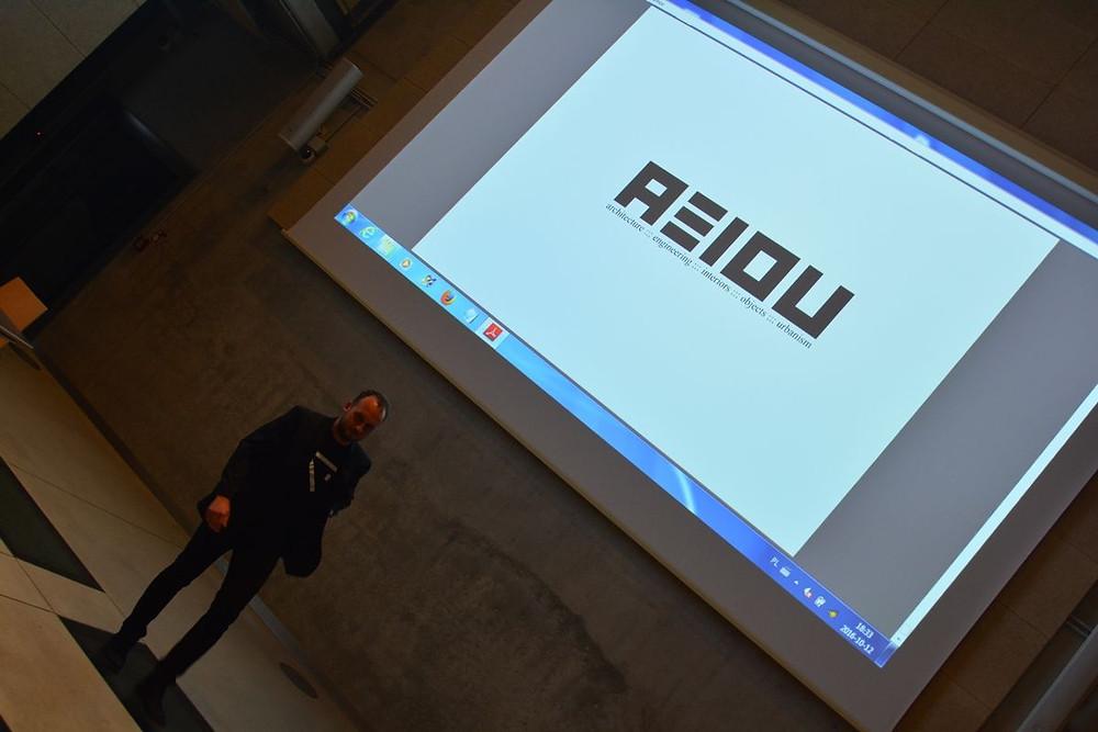 Prezentace Poznaň - studio AEIOU