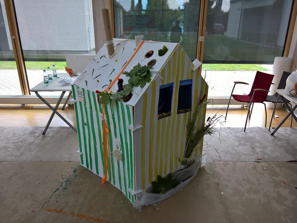 Workshop s dětmi - studio AEIOU