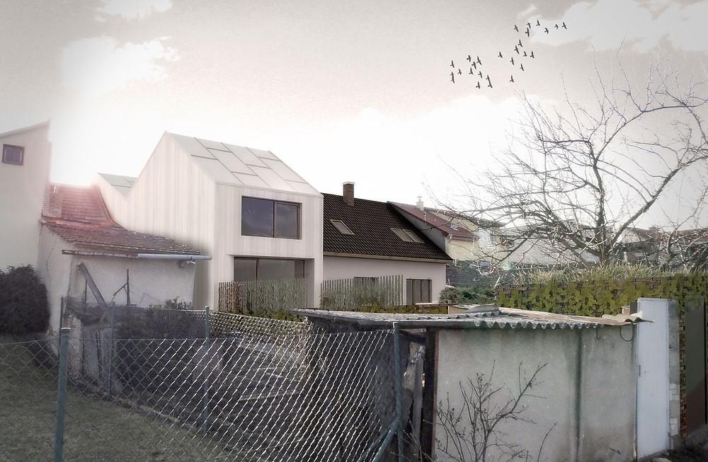 """Soutěž """"Bydlení ve vatě"""" - studio AEIOU"""