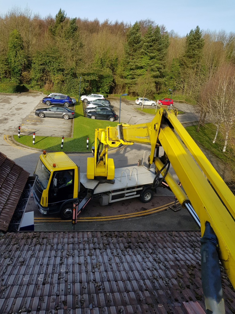 Access Equipment Hire Spider Lifts